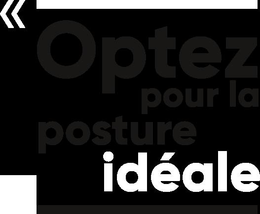 Hephaïstos mobilier ergonomique optez posture idéale