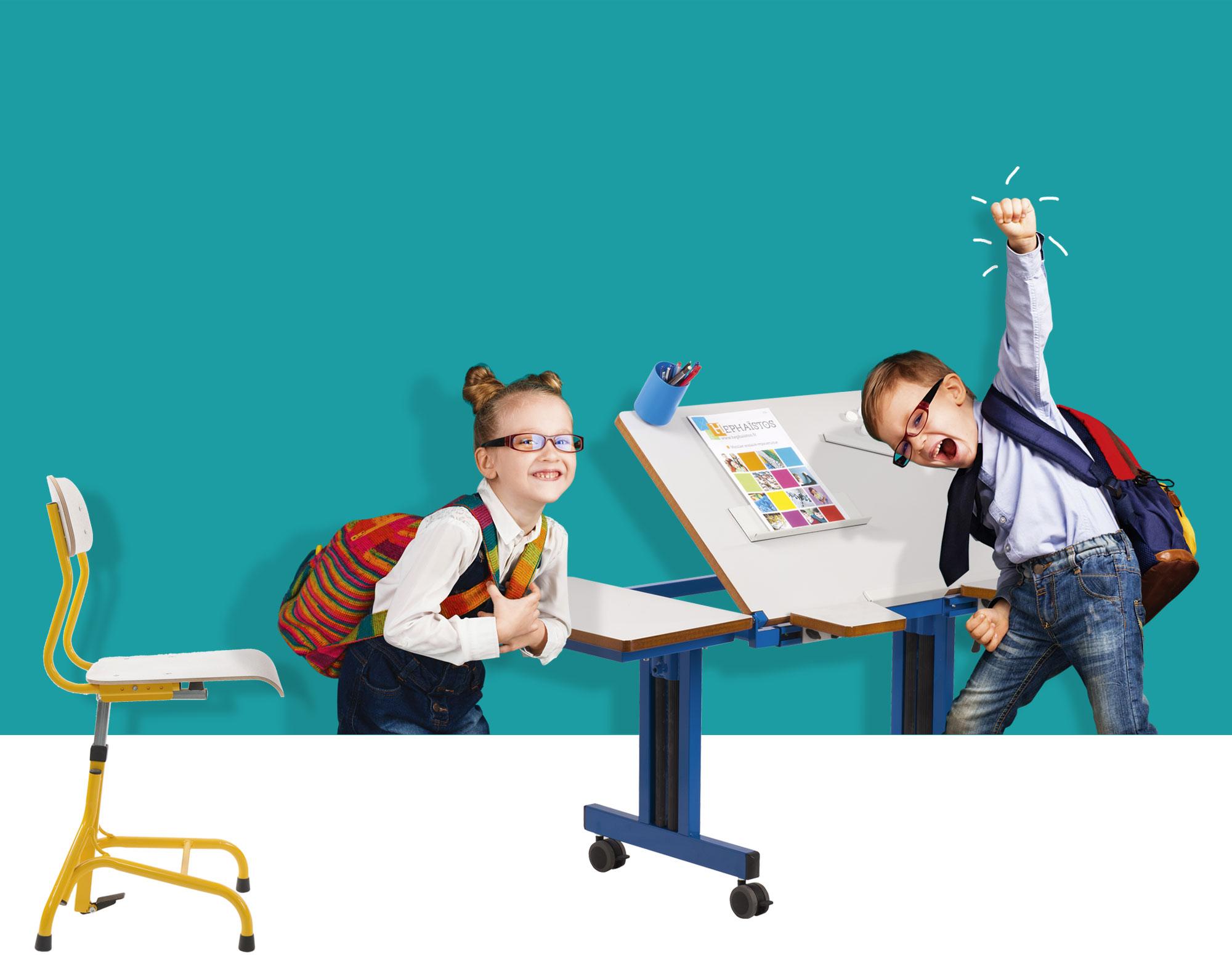 Hephaïstos mobilier ergonomique optez pour la bonne posture