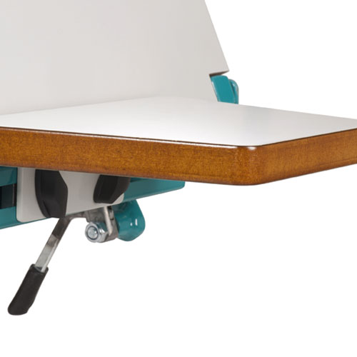 Hephaïstos mobilier ergonomique plan fixe demeter