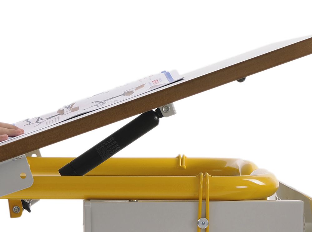 Hephaïstos mobilier ergonomique hergon plan inclinable bureau ergonomique