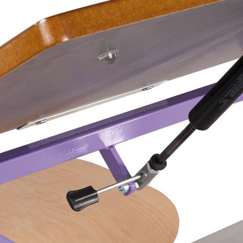 Hephaïstos mobilier ergonomique reglage inclinaison hergon Dys