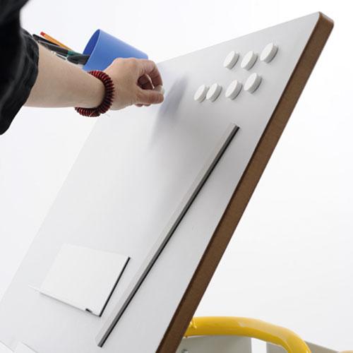 Hephaïstos mobilier ergonomique aimants accessoires mobilier scolaire modulaire