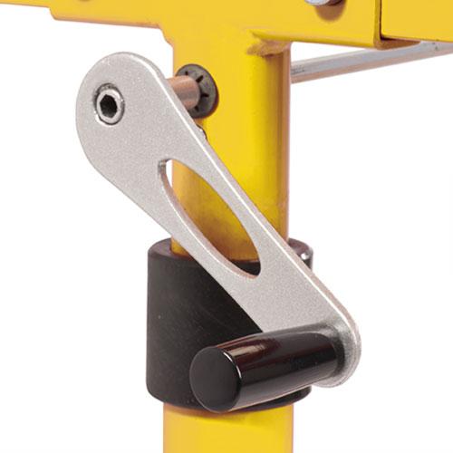 Hephaïstos mobilier ergonomique table herlift vision manivelle