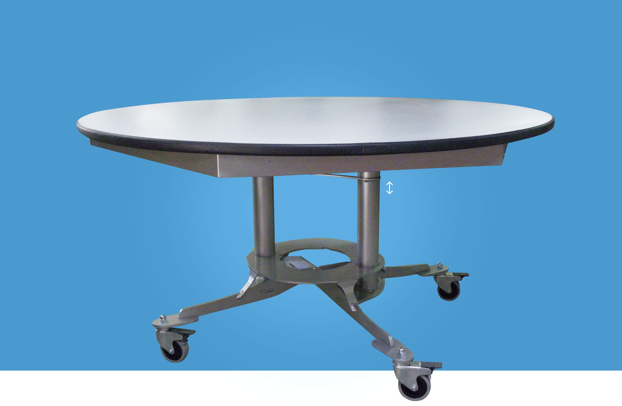 Hephaïstos mobilier ergonomique ouranos table ergonomique