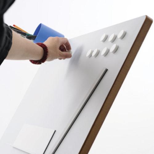 Hephaïstos mobilier ergonomique accessoires magnétiques sati
