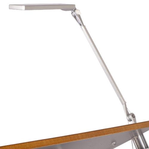 Hephaïstos mobilier ergonomique pupitre métallique lampe Sati