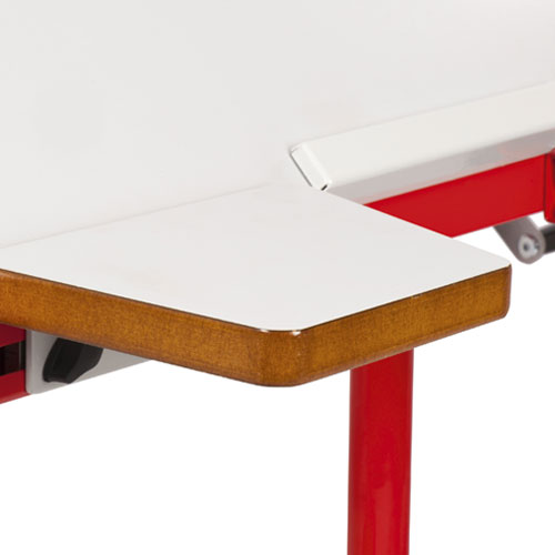 Hephaïstos mobilier ergonomique table individuelle rhea