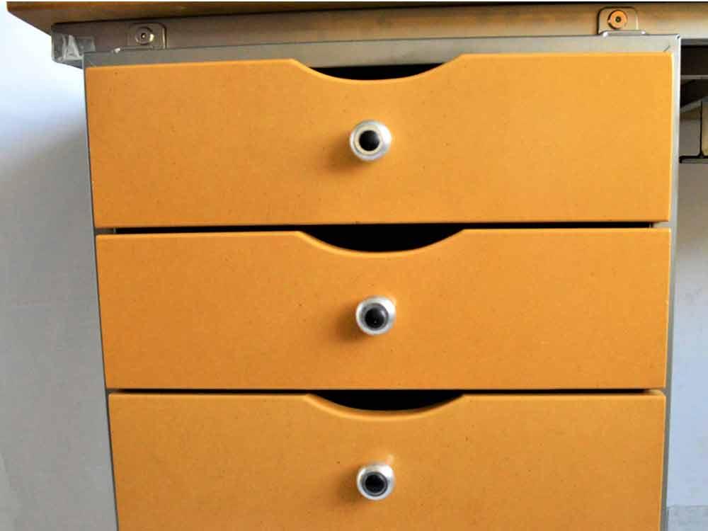 Hephaïstos mobilier ergonomique kosy tirroirs