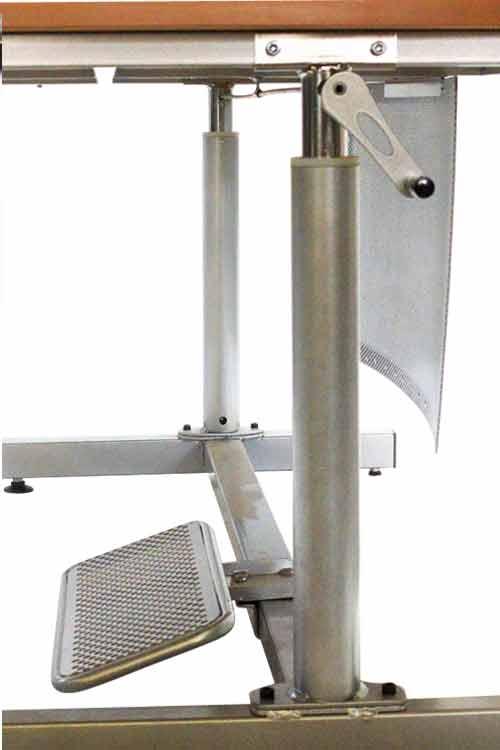 Hephaïstos mobilier ergonomique kosy repose-pieds