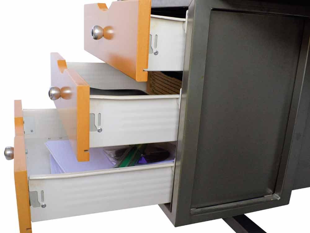 Hephaïstos mobilier ergonomique kosy rangements bureau